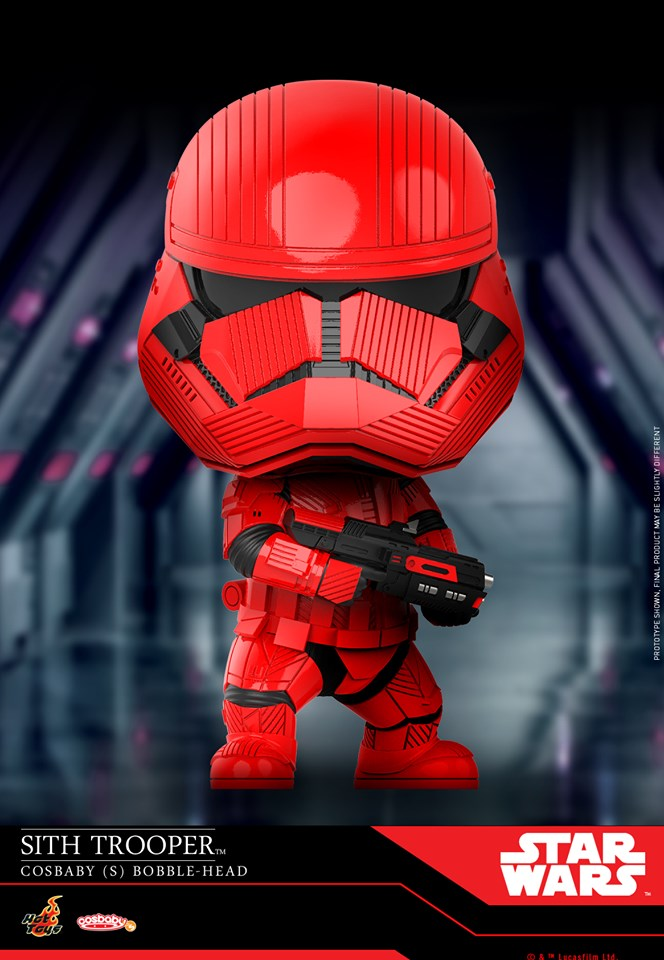 Star Wars The Rise of Skywalker - Cosbaby Bobble-Head  Sith_015