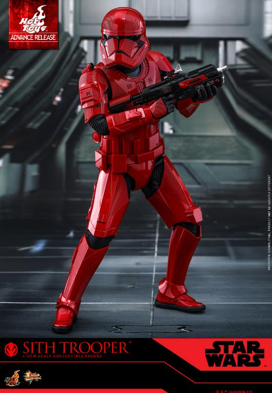 Sith Trooper 1/6 Scale Figure - Hot Toys Star Wars  Sith_t10
