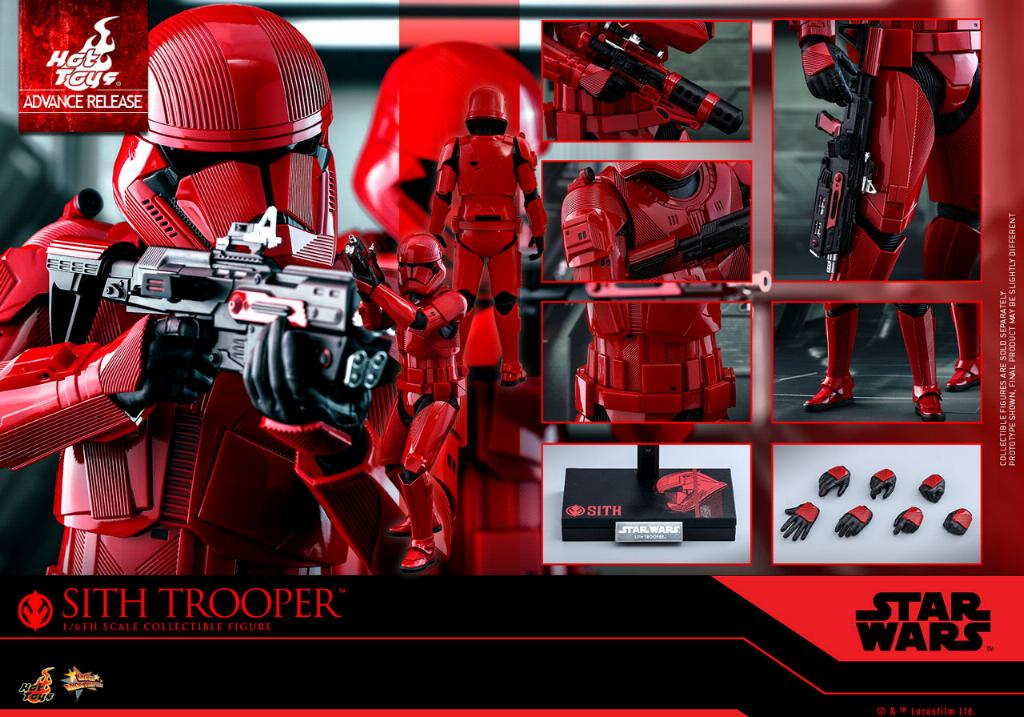 Sith Trooper 1/6 Scale Figure - Hot Toys Star Wars  Sith_t11