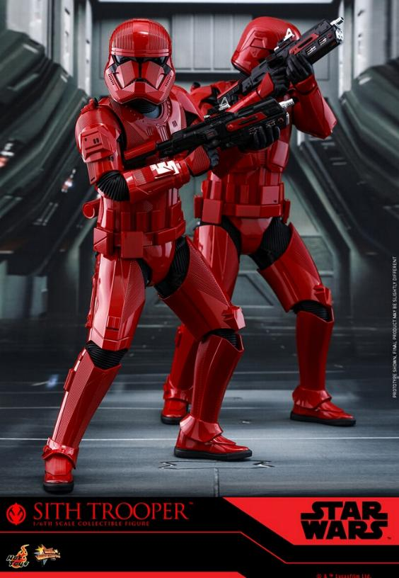 Sith Trooper 1/6 Scale Figure - Hot Toys Star Wars  Sith_t19
