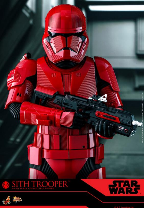 Sith Trooper 1/6 Scale Figure - Hot Toys Star Wars  Sith_t20
