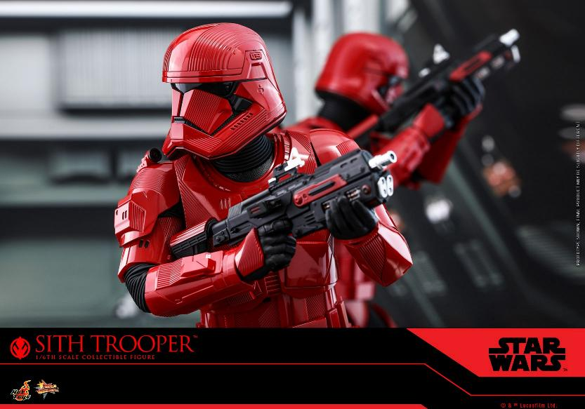 Sith Trooper 1/6 Scale Figure - Hot Toys Star Wars  Sith_t21