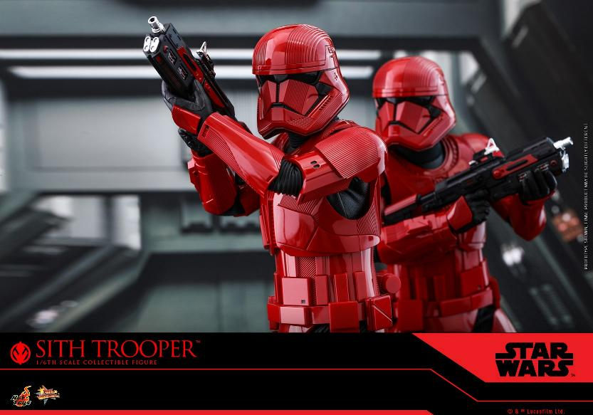 Sith Trooper 1/6 Scale Figure - Hot Toys Star Wars  Sith_t22