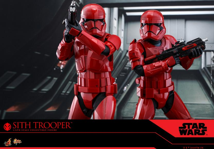 Sith Trooper 1/6 Scale Figure - Hot Toys Star Wars  Sith_t23