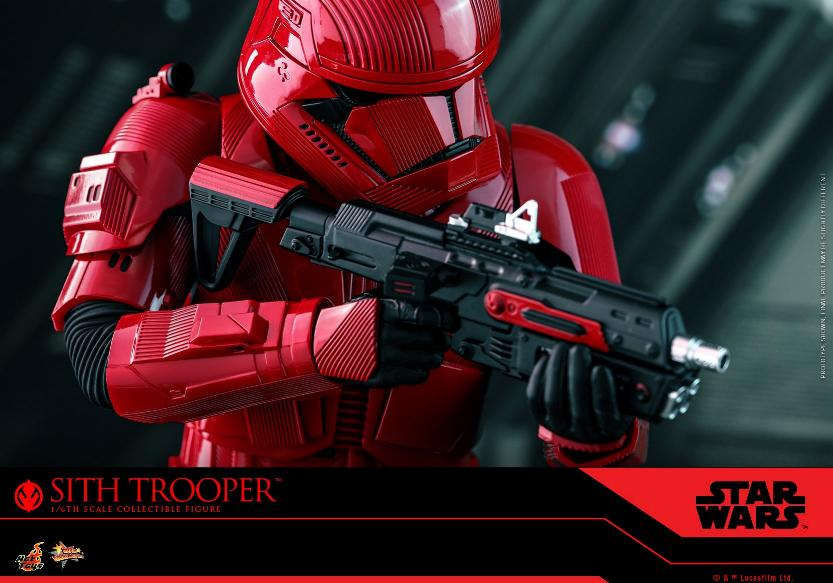 Sith Trooper 1/6 Scale Figure - Hot Toys Star Wars  Sith_t24