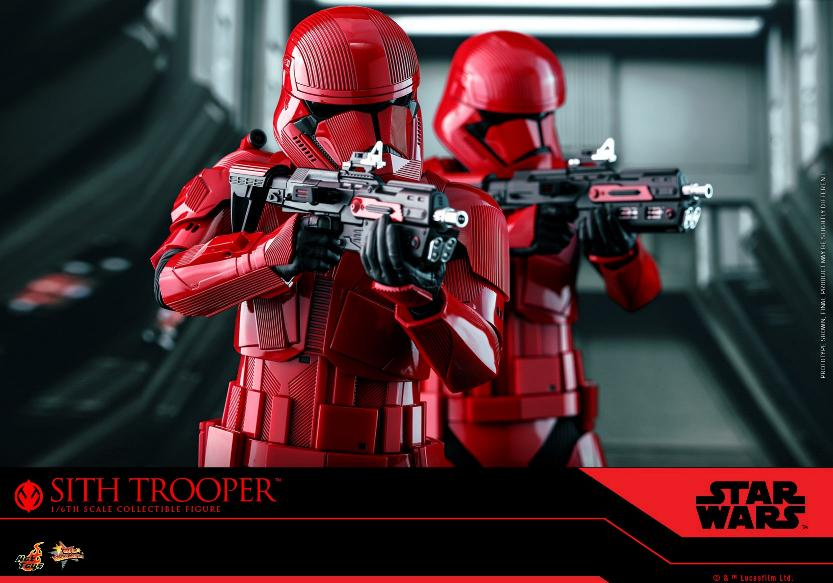 Sith Trooper 1/6 Scale Figure - Hot Toys Star Wars  Sith_t25