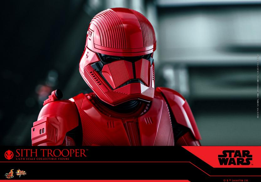 Sith Trooper 1/6 Scale Figure - Hot Toys Star Wars  Sith_t26