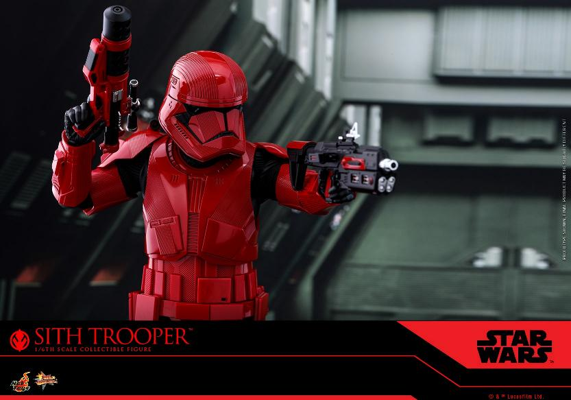 Sith Trooper 1/6 Scale Figure - Hot Toys Star Wars  Sith_t27