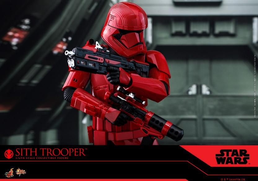 Sith Trooper 1/6 Scale Figure - Hot Toys Star Wars  Sith_t28