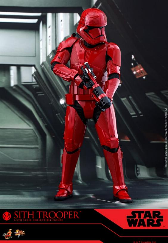 Sith Trooper 1/6 Scale Figure - Hot Toys Star Wars  Sith_t29