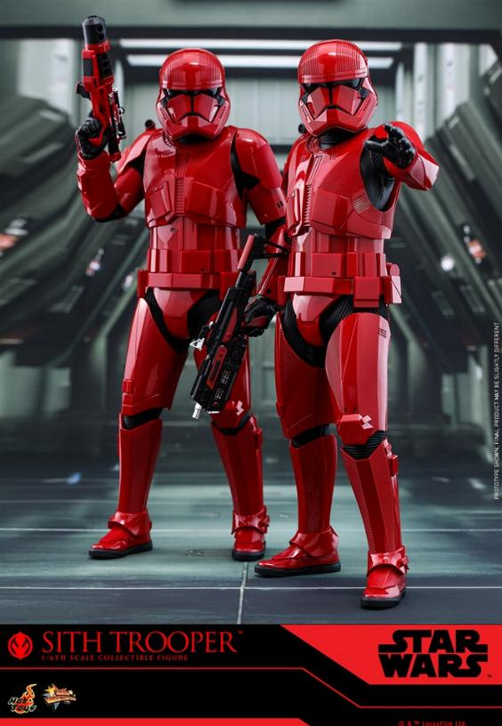 Sith Trooper 1/6 Scale Figure - Hot Toys Star Wars  Sith_t30