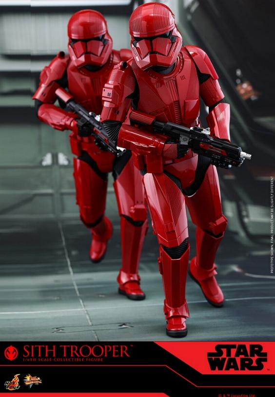 Sith Trooper 1/6 Scale Figure - Hot Toys Star Wars  Sith_t31