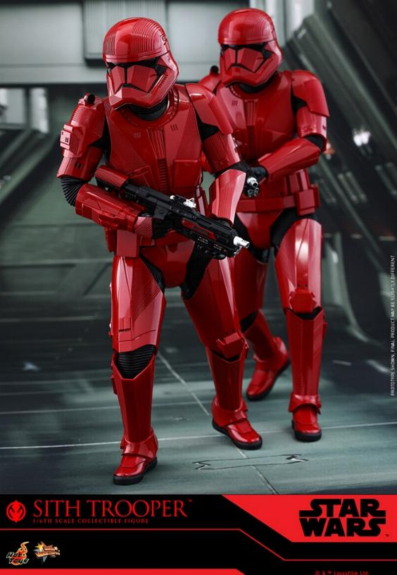 Sith Trooper 1/6 Scale Figure - Hot Toys Star Wars  Sith_t32