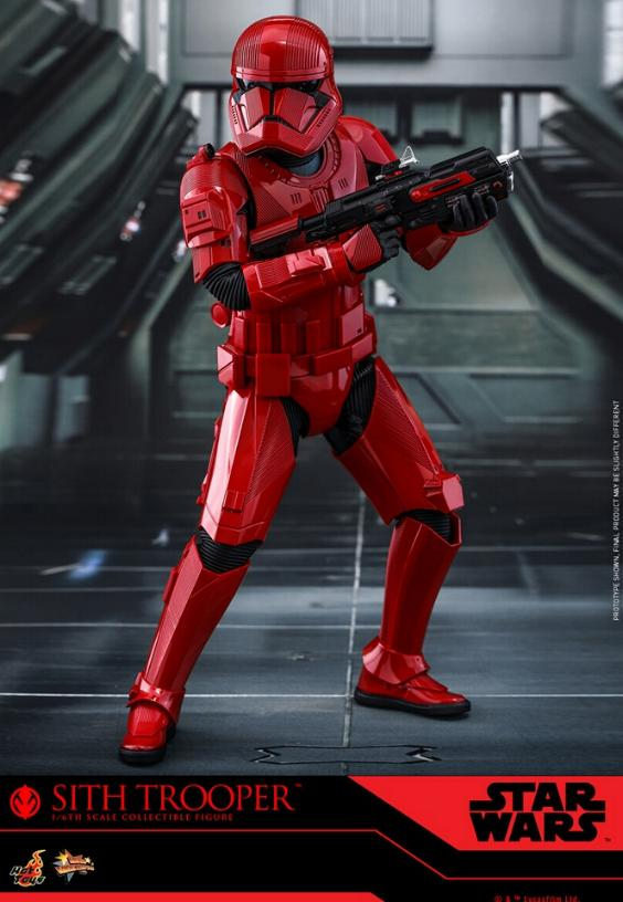 Sith Trooper 1/6 Scale Figure - Hot Toys Star Wars  Sith_t33