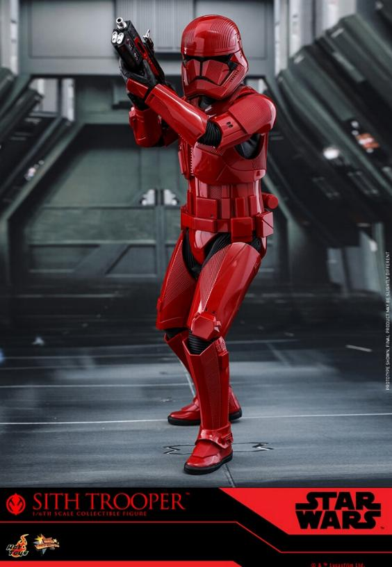 Sith Trooper 1/6 Scale Figure - Hot Toys Star Wars  Sith_t34