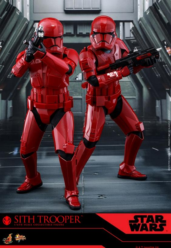 Sith Trooper 1/6 Scale Figure - Hot Toys Star Wars  Sith_t35