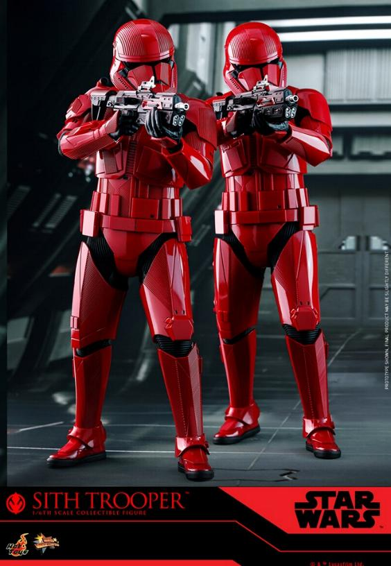 Sith Trooper 1/6 Scale Figure - Hot Toys Star Wars  Sith_t36