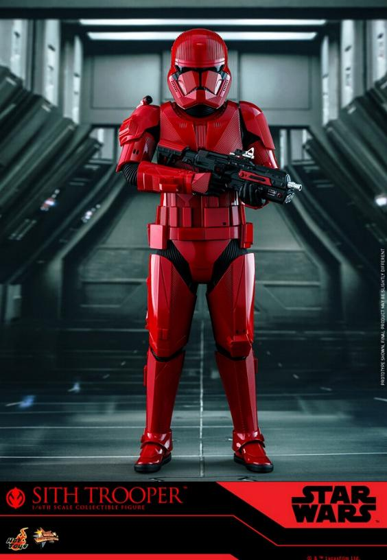 Sith Trooper 1/6 Scale Figure - Hot Toys Star Wars  Sith_t37