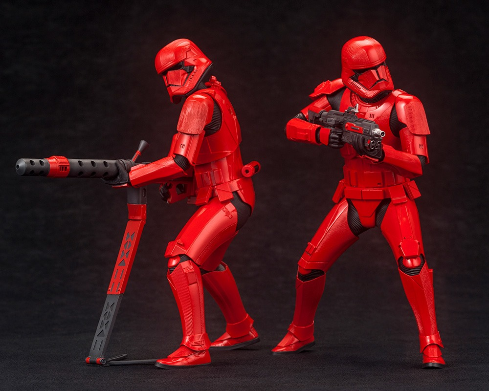 Star Wars Sith Trooper 1/10 Scale 2 Pack ARTFX+ - Kotobukiya Sith_t39