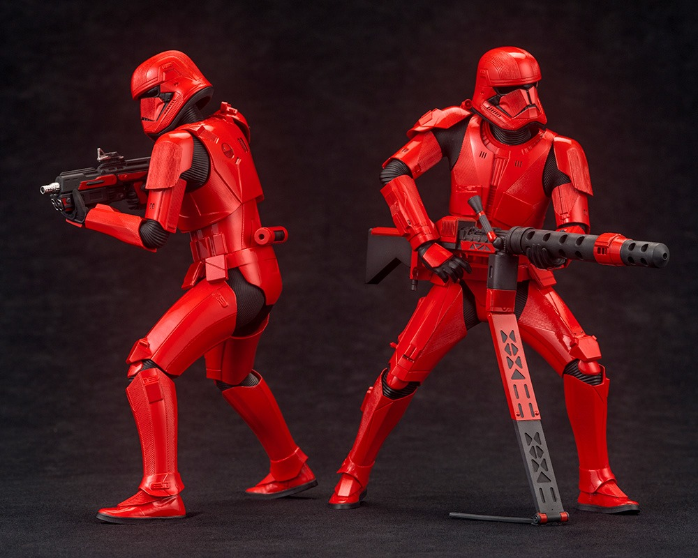 Star Wars Sith Trooper 1/10 Scale 2 Pack ARTFX+ - Kotobukiya Sith_t40