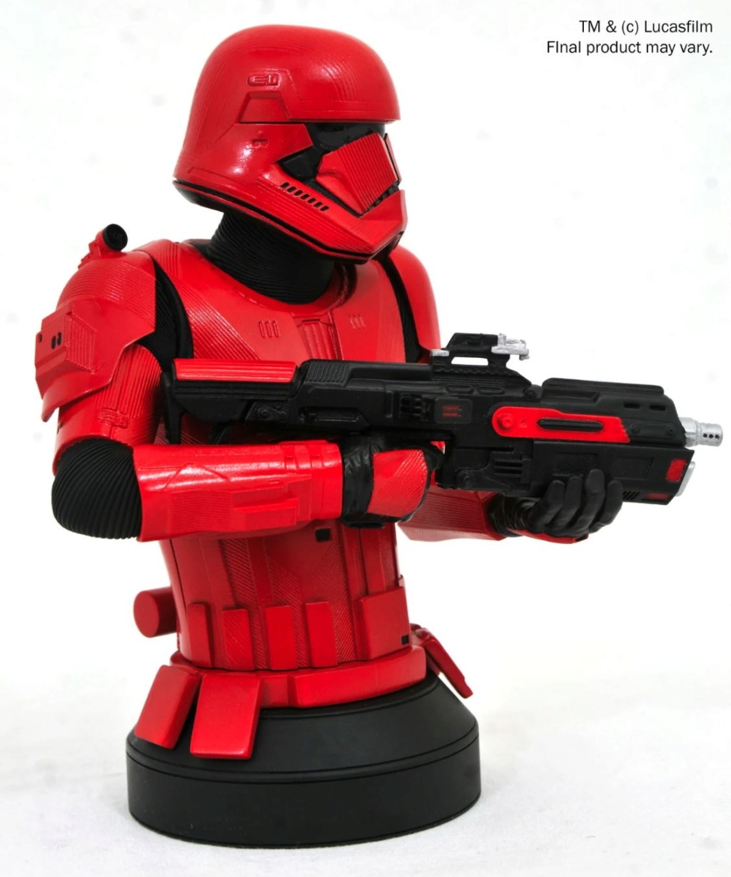 Sith Trooper Mini Bust Diamond Select Toys/Gentle Giant  Sith_t65