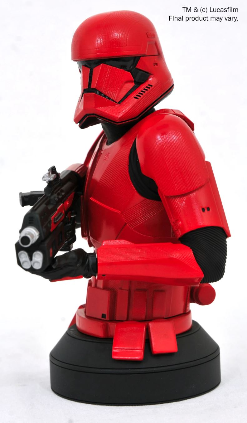 Sith Trooper Mini Bust Diamond Select Toys/Gentle Giant  Sith_t66