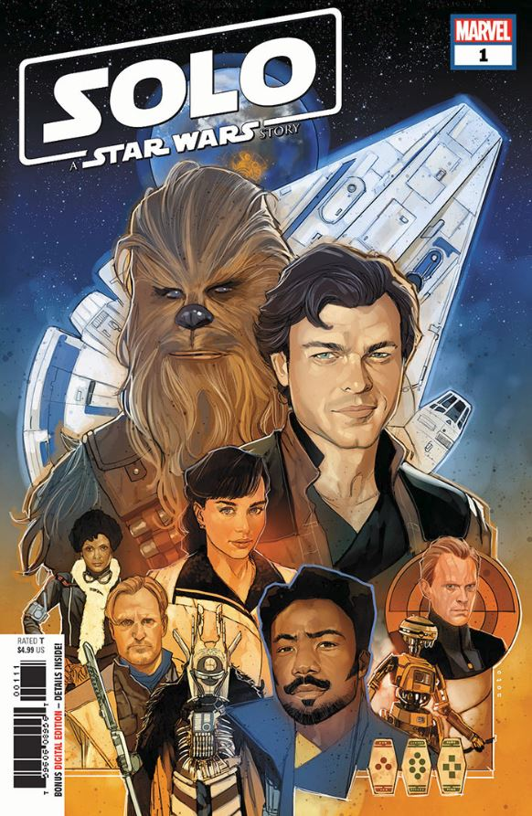 MARVEL US - SOLO A STAR WARS STORY Solo_010