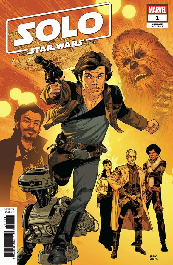 MARVEL US - SOLO A STAR WARS STORY Solo_011