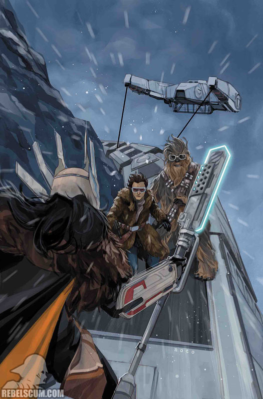 MARVEL US - SOLO A STAR WARS STORY Solo_012