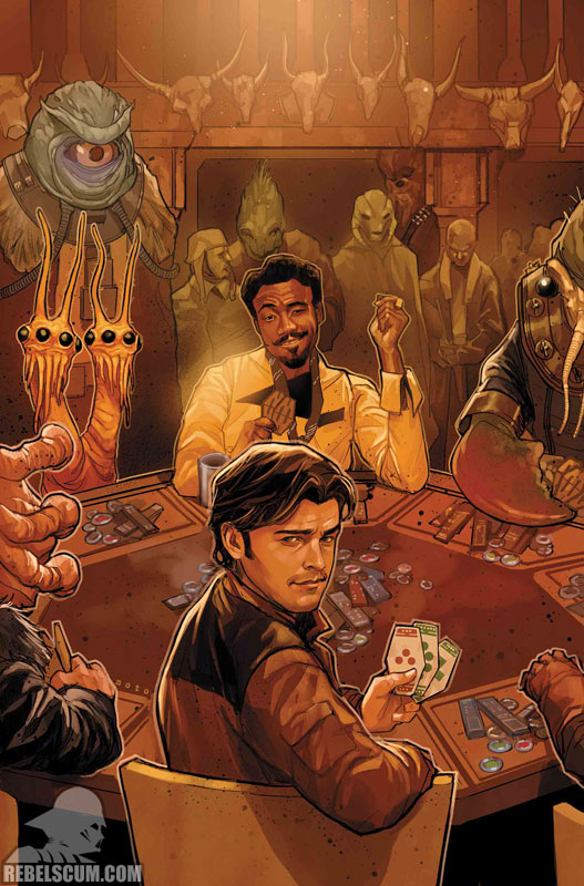MARVEL US - SOLO A STAR WARS STORY Solo_013