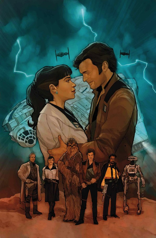 MARVEL US - SOLO A STAR WARS STORY Solo_014