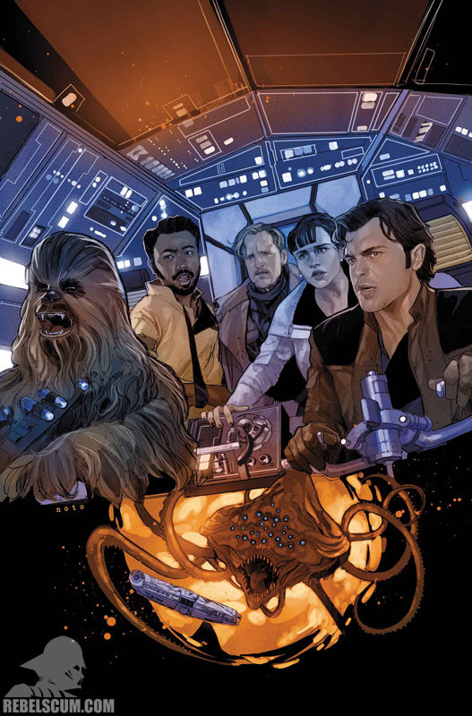 MARVEL US - SOLO A STAR WARS STORY Solo_015
