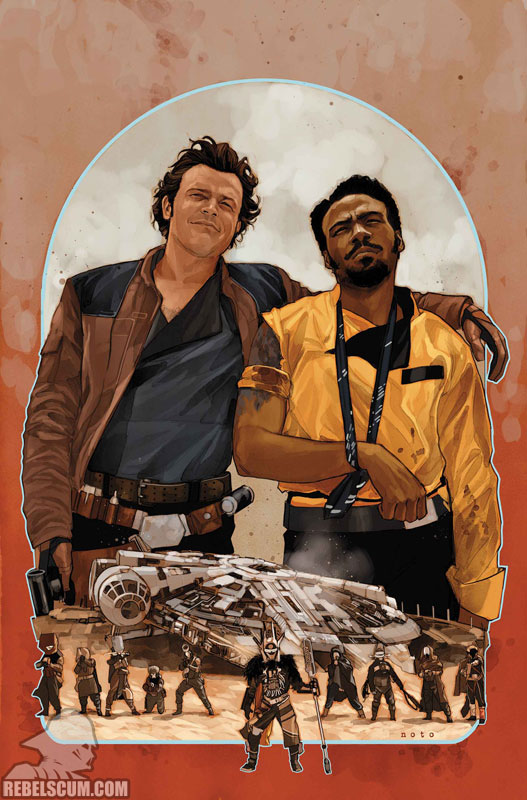 MARVEL US - SOLO A STAR WARS STORY Solo_016
