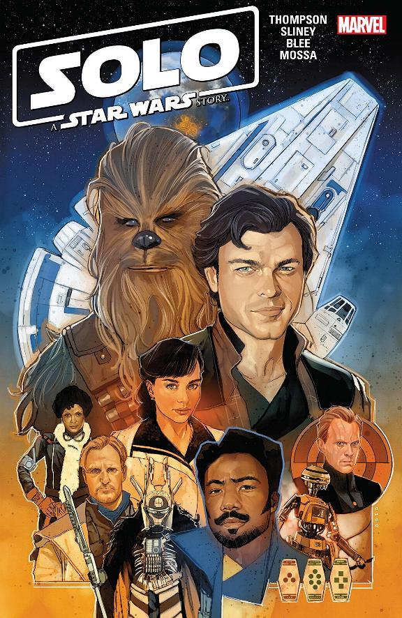Solo A Star Wars Story (Adaptation) - PANINI Solo_a11