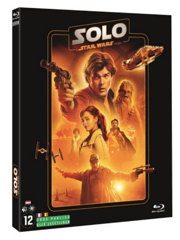 Coffret complet de la saga Star Wars en Blu-ray/4K UHD Solo_b10