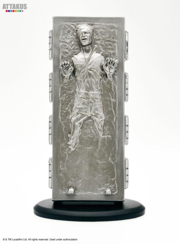 ATTAKUS - Star Wars Elite Collection 1/10 Han Solo Carbonite Solo_c12