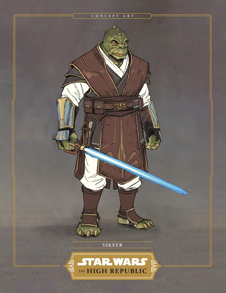 Star Wars La Haute République : Les Jedis & Padawans Sskeer11
