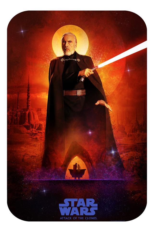 Star-Crossed - Artwork Star Wars - ACME Archives Star-c10