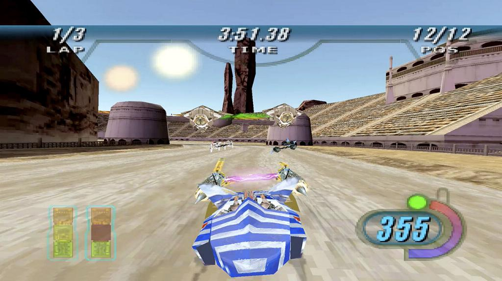 STAR WARS EPISODE I RACER sur NINTENDO SWITCH & PS4 Star-w20
