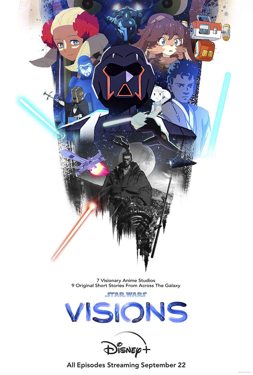Star Wars Visions : Les NOUVELLES de la série Disney+  Star-w27