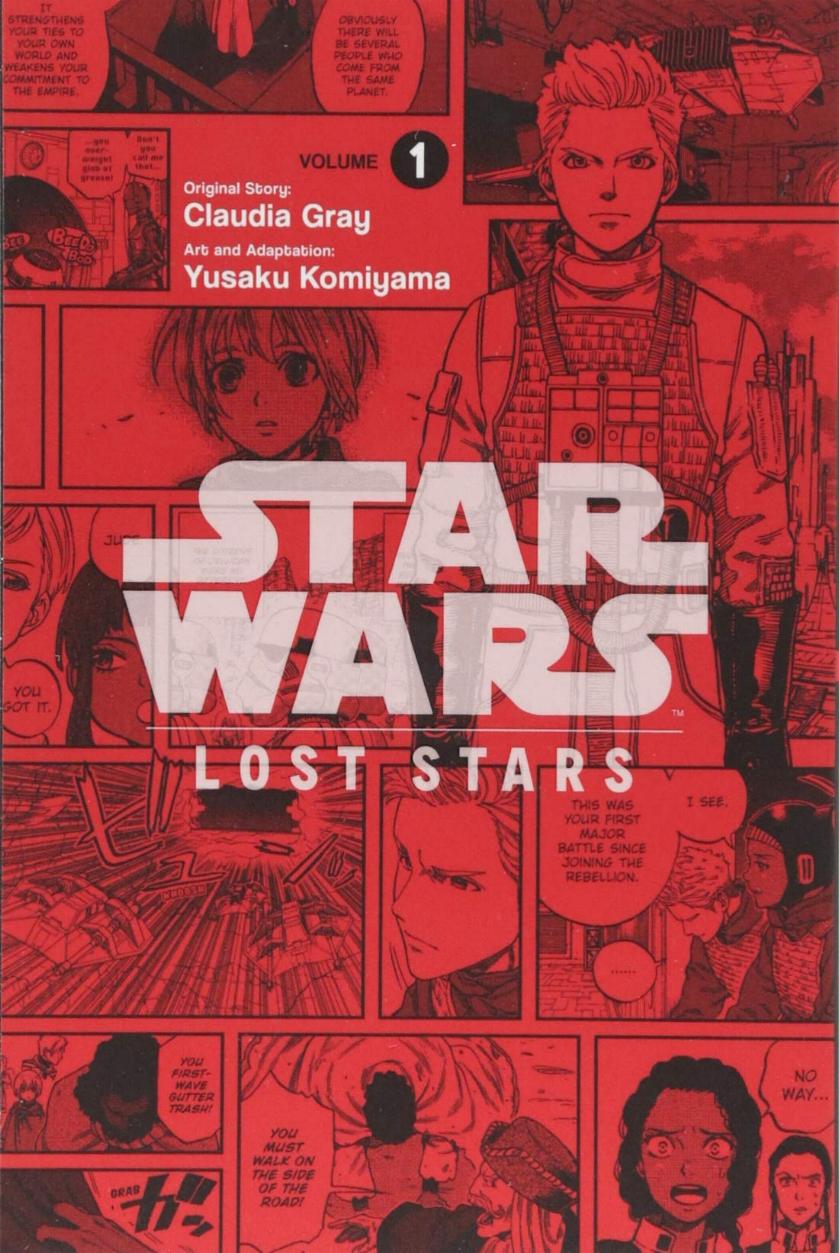 Star Wars Lost Stars - Manga (Anglais)  Star_120
