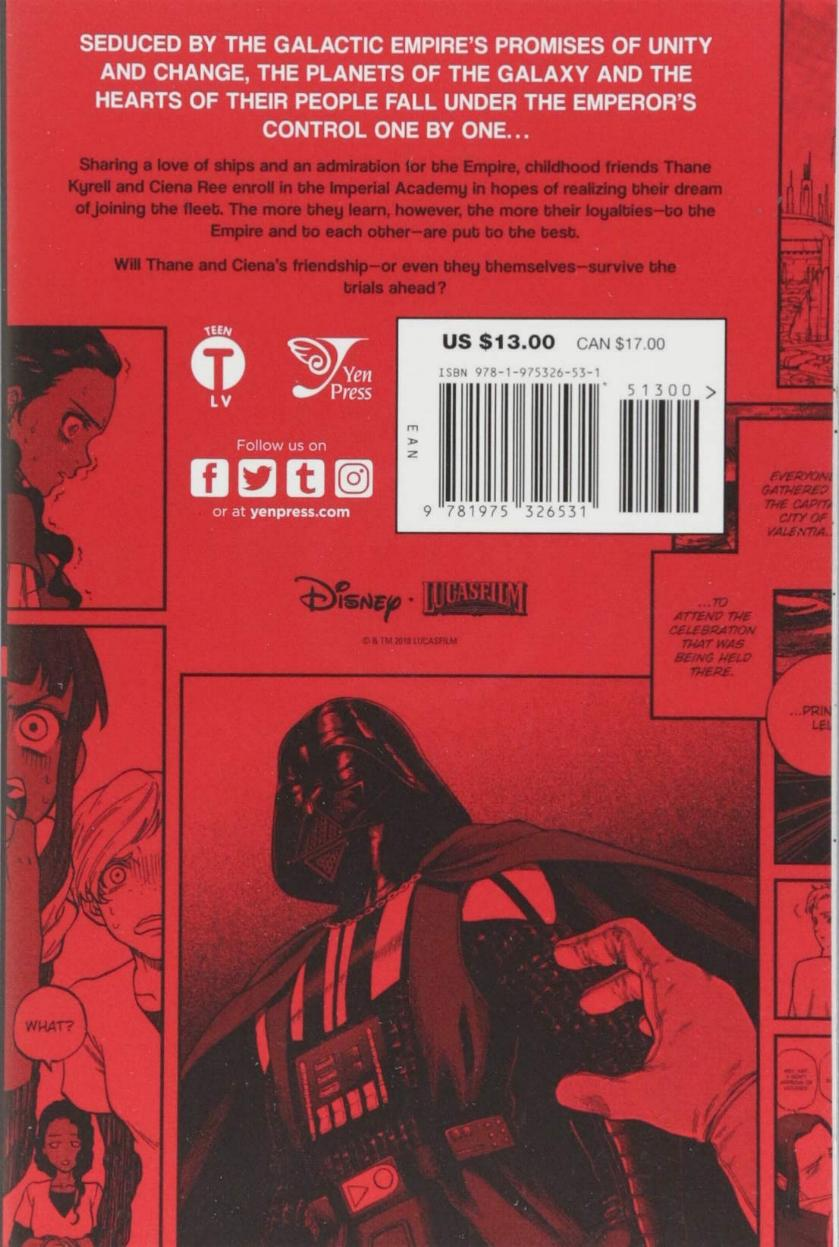 Star Wars Lost Stars - Manga (Anglais)  Star_121