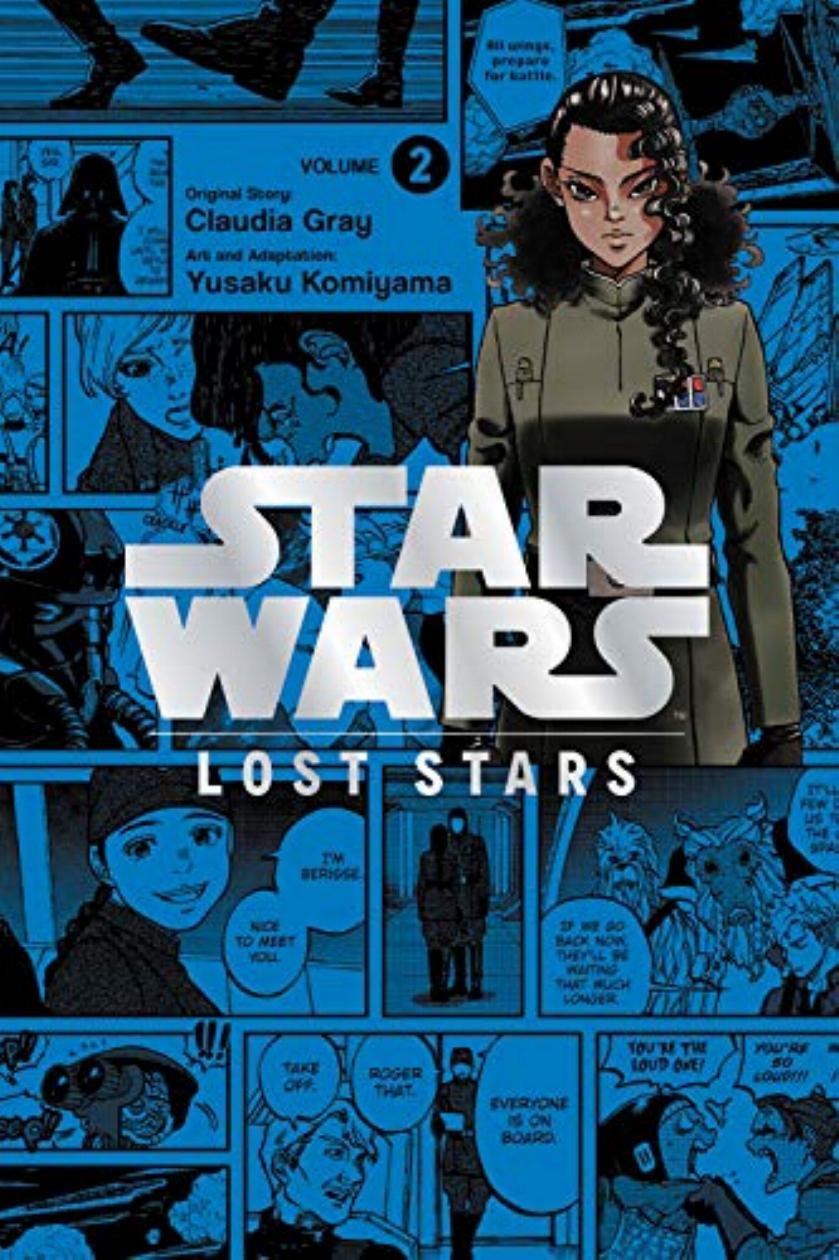 Star Wars Lost Stars - Manga (Anglais)  Star_122