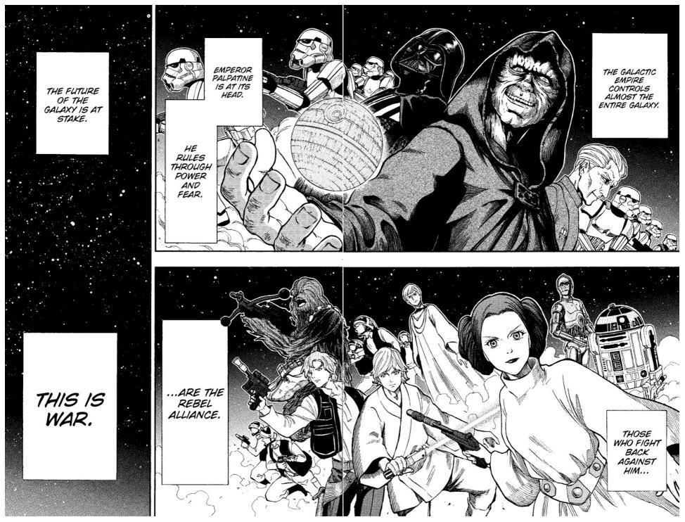 Star Wars Lost Stars - Manga (Anglais)  Star_125