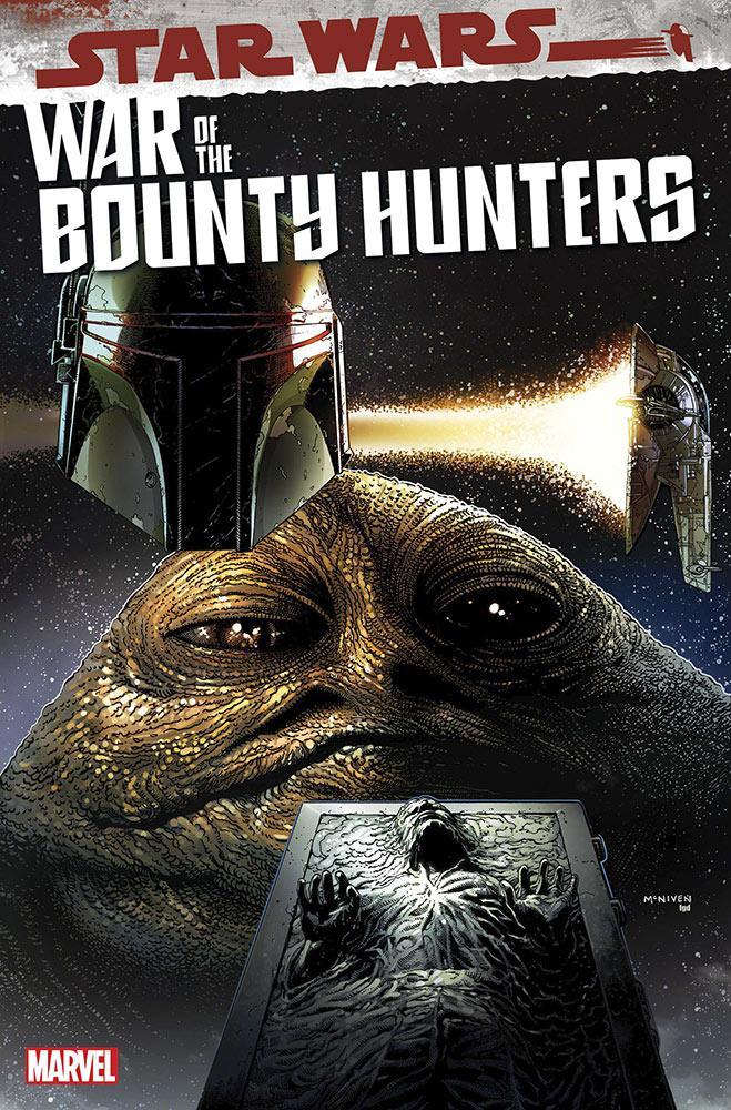 Star Wars War of the Bounty Hunters - Marvel  Star_130