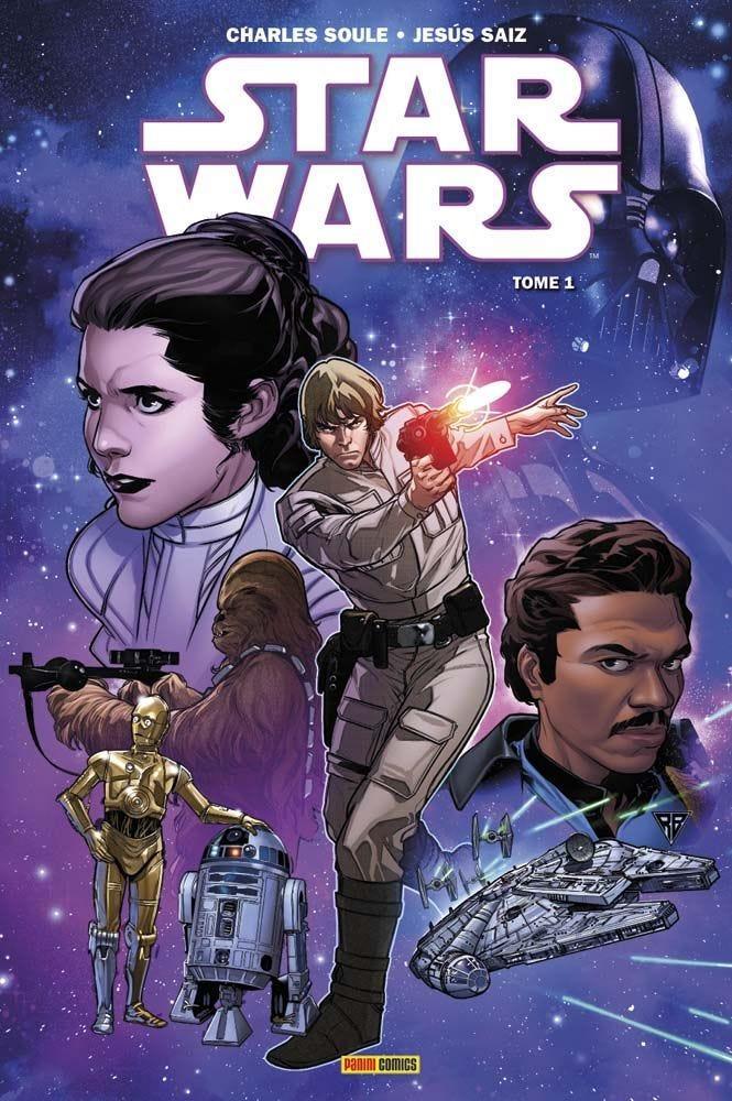 100% Star Wars (2020) Tome 01 - PANINI Star_131