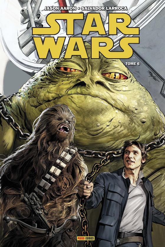 Star Wars 6 (Aaron, Larroca) Album PANINI Star_w14