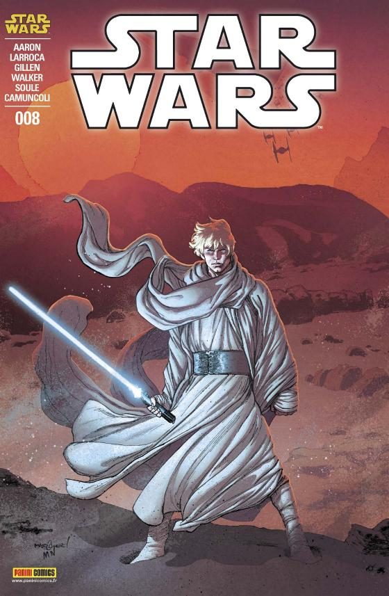 MAGAZINE STAR WARS #8 (21) PANINI - Août 2018  Star_w15