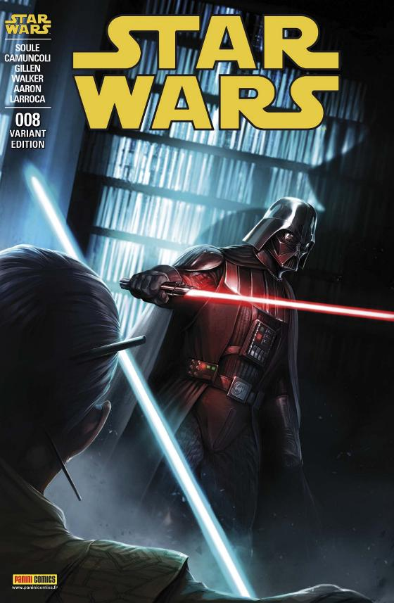 MAGAZINE STAR WARS #8 (21) PANINI - Août 2018  Star_w16