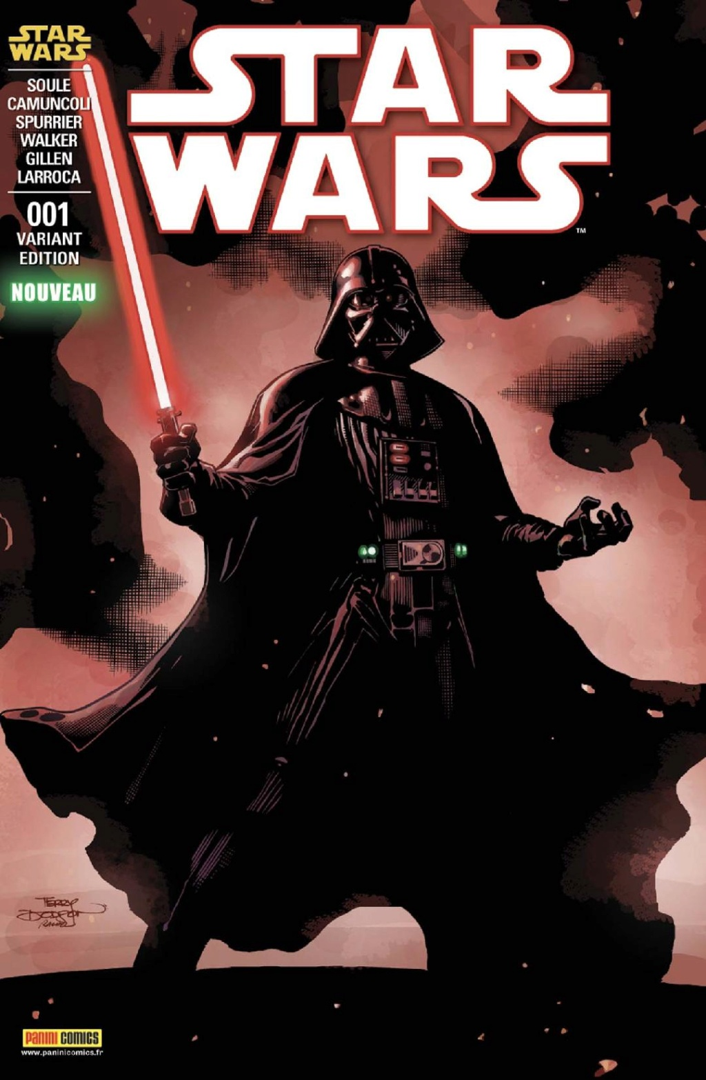 MAGAZINE STAR WARS #01 V3 (26) PANINI - Avril 2019 Star_w43
